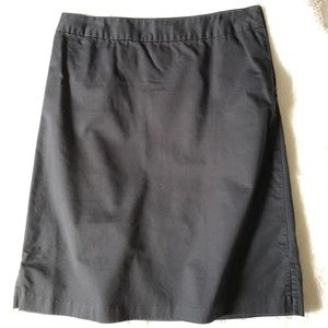 Gap A-line skirt - Size 1